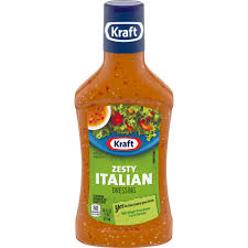 Kraft Zesty Italian - 16floz - Papaya Express