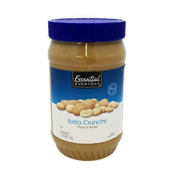 Essential Everyday Crunchy Peanut Butter - Papaya Express