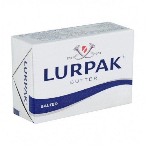 Lurpak Butter Lightly Salted 8oz - Papaya Express