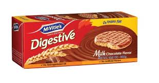 McVities Digestive Milk Chocolate, 300g - Papaya Express