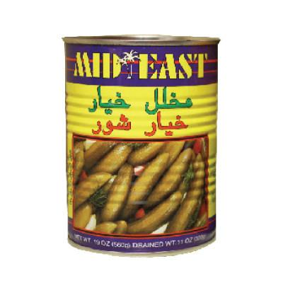 Mid East Pickled Cucumbers - Papaya Express