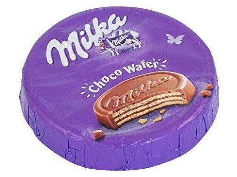 Milka Choco Wafer - 30ct - Papaya Express