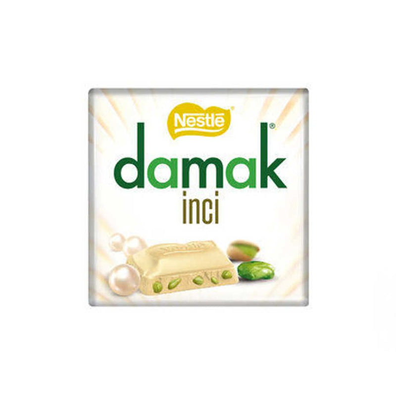 Nestle Damak White Chocolate With Pistachio - 65g - Papaya Express