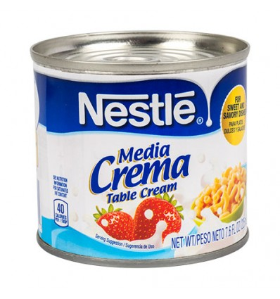 Nestle Media Cream, 7.6oz - Papaya Express