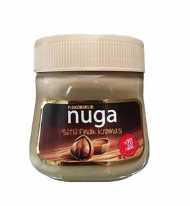 Nuga Hazelnut Spread With Cream, 350g - Papaya Express