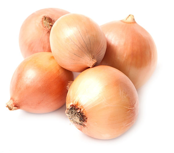 Yellow Onion 3lb, Per Bag - Papaya Express