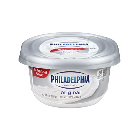 Philadelphia Original Cream Cheese, 8oz - Papaya Express