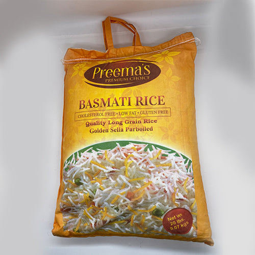 Preema's Basmati Rice - Papaya Express