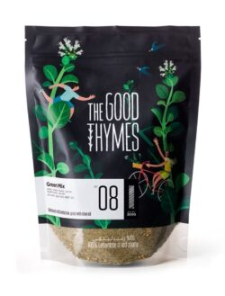 The Good Thymes Green Zaatar Mix - 12.35oz - Papaya Express