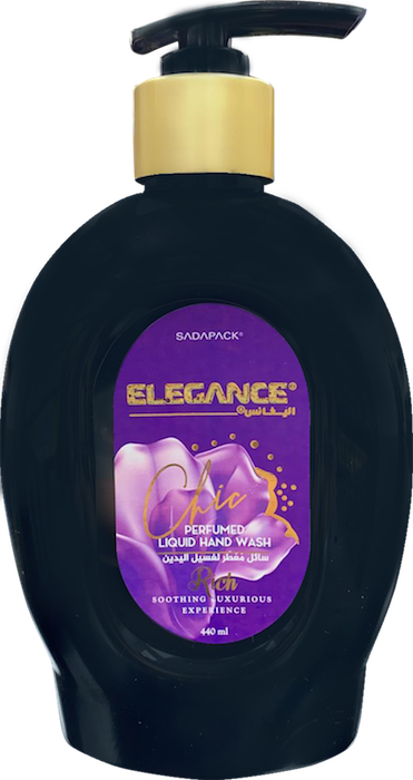 Elegance Scented Hand Wash 440ML - Papaya Express