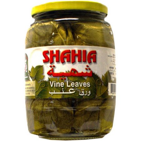 Shahia Grape Leaves, 16oz - Papaya Express