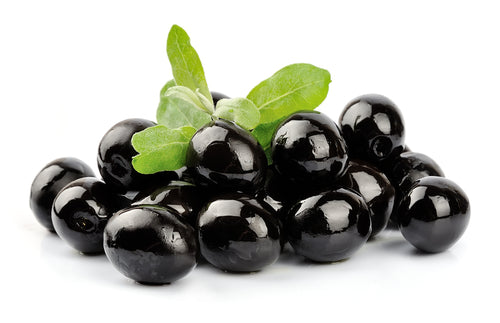 Fresh Black Olives - Per Pound - Papaya Express