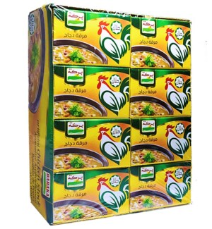 Baraka Chicken Stock, 24 Count - Papaya Express