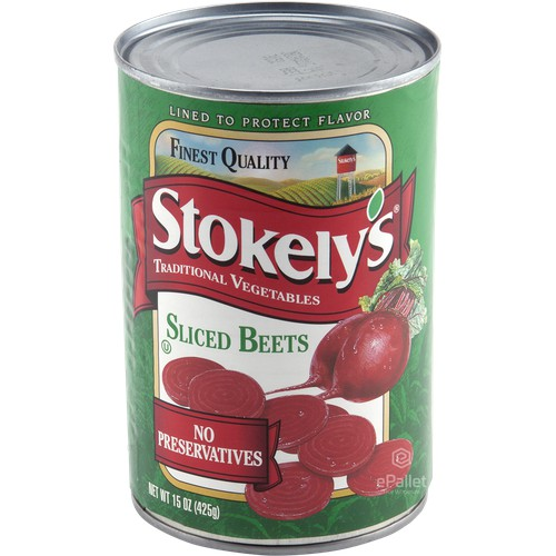 Stokely's Sliced Beets - 15oz - Papaya Express