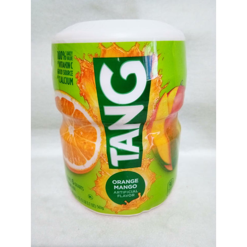 Tang Orange Mango Drink Mix, 20oz - Papaya Express