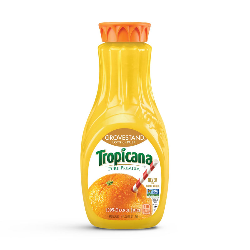 "Tropicana Orange Juice ""Lots of Pulp"" - 52floz - Papaya Express"