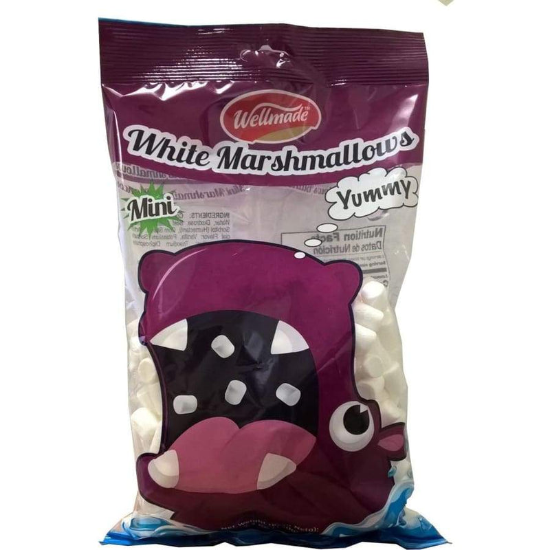 Wellmade Halal Marshmallows - Papaya Express