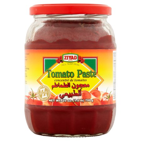 Ziyad Tomato Paste 1.5lb - Papaya Express