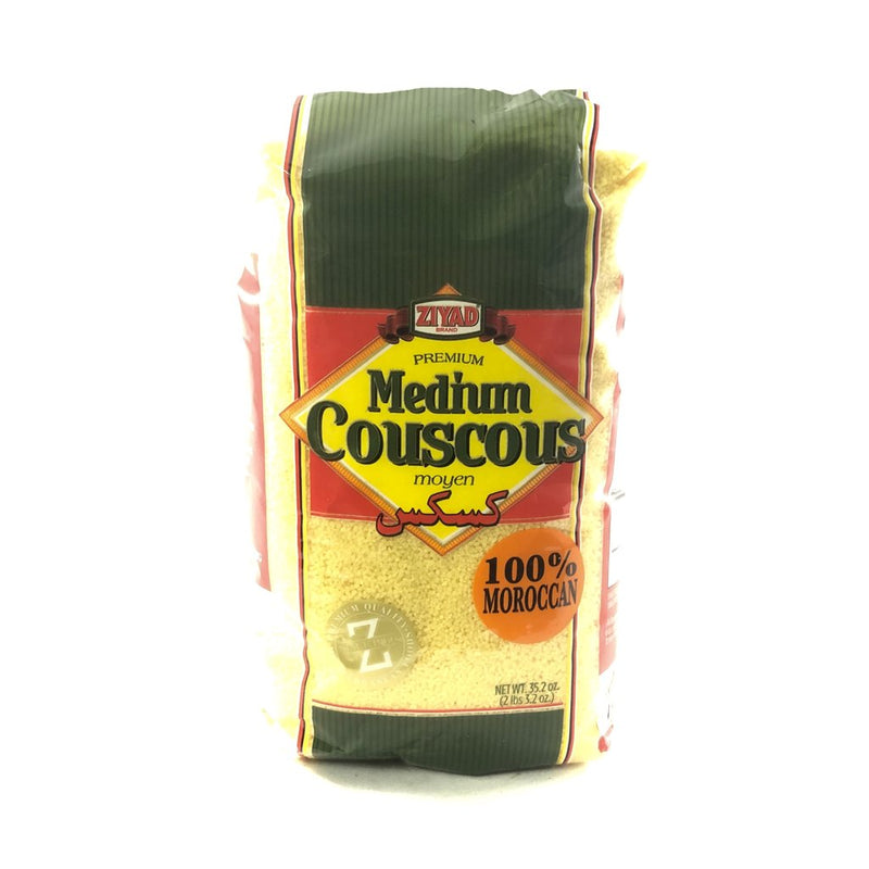 Ziyad Medium Couscous - 35.2 oz - Papaya Express