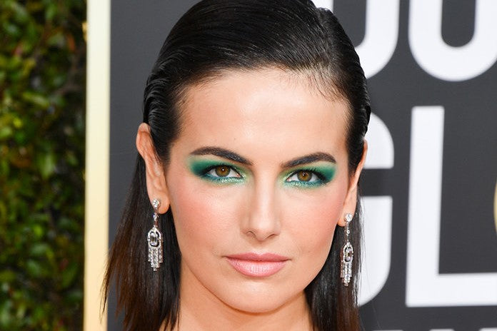 Look of the Month – Green Eye Makeup