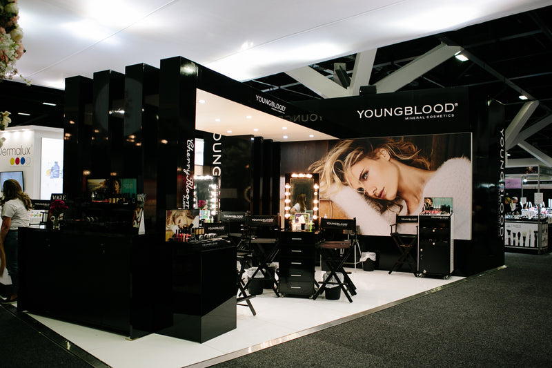 Youngblood Returns to Beauty Expo