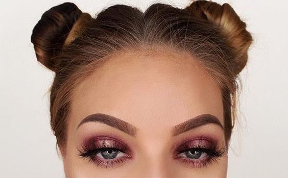 Eyeshadow Combinations We'll be Wearing for Christmas Lunch