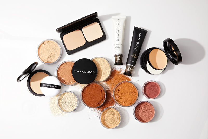 Mineral Makeup Designed with ALL Skin Types in Mind