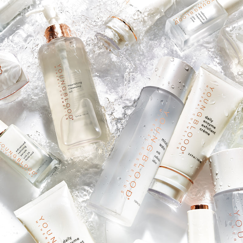 Clean Luxury Skincare is HERE!