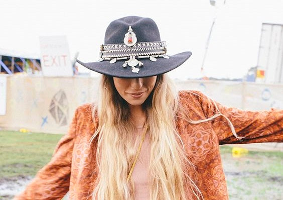 Splendour in the Grass Beauty Inspo