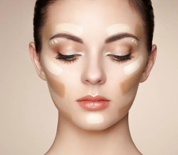 A Step-By-Step Guide To Contouring & Highlighting