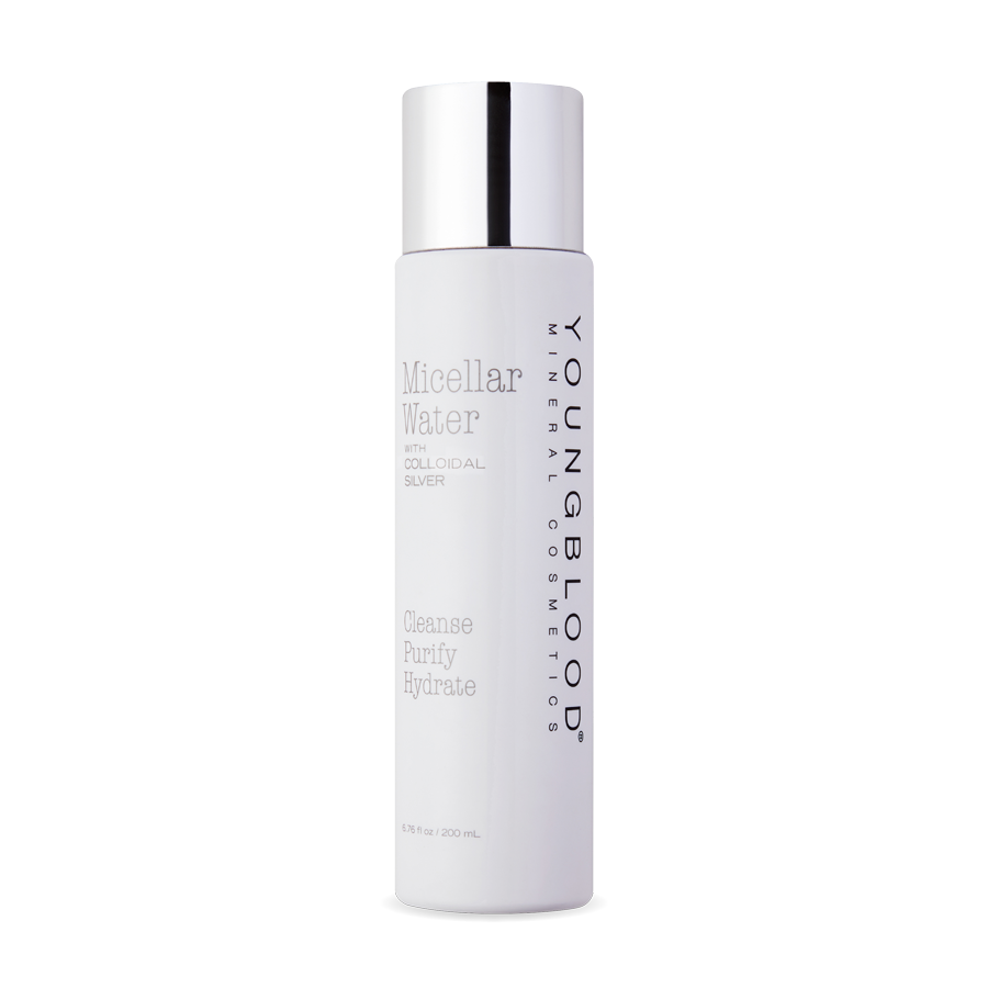 Micellar Water with Colloidal Silver