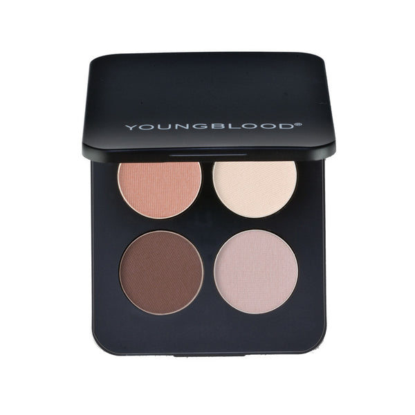 Pressed Mineral Eyeshadow Quad