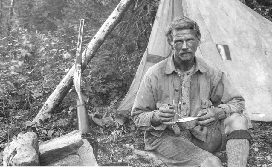 Was This Swedish Immigrant the First Continental Divide Thru-Hiker?