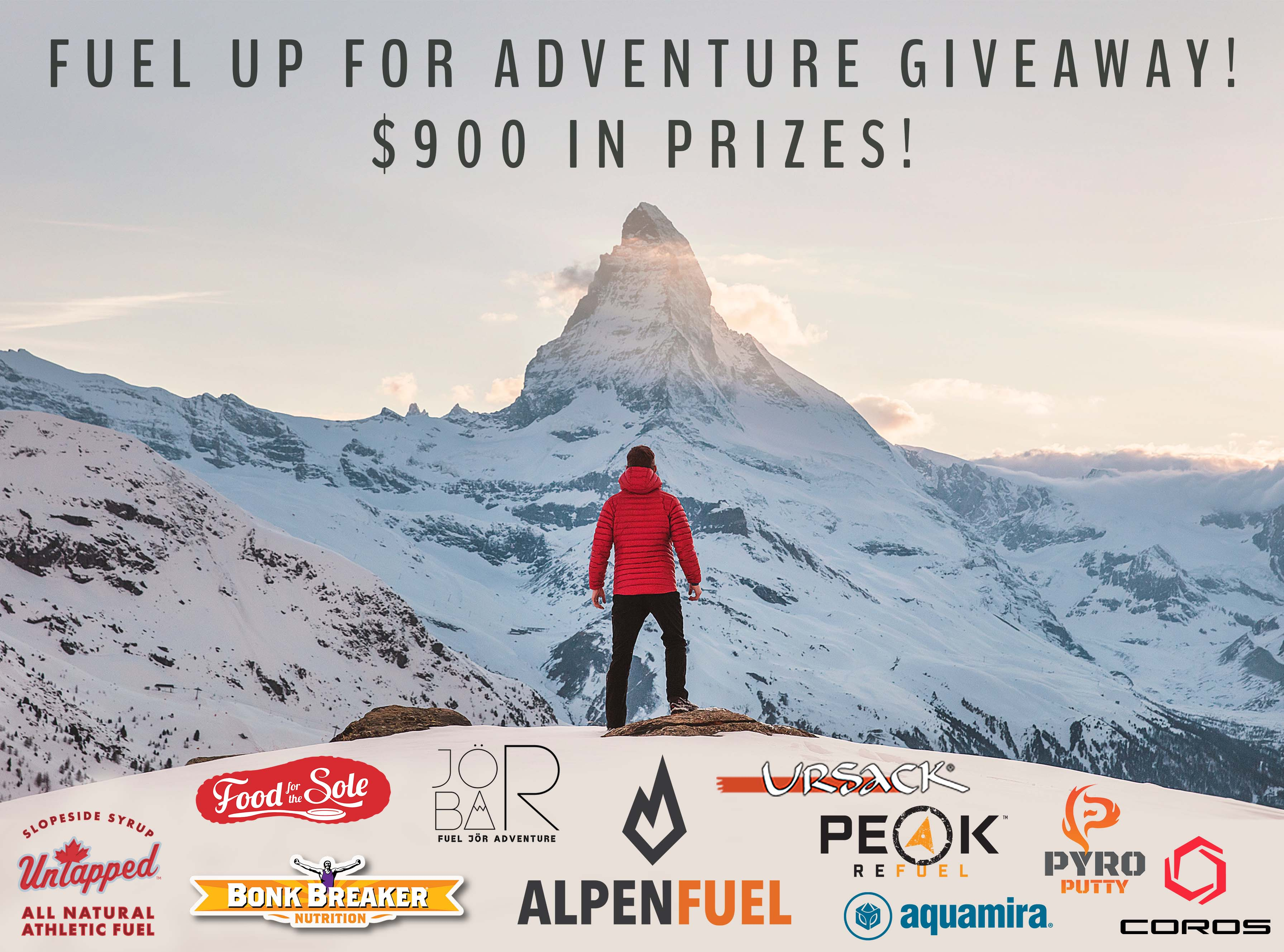 Alpen Fuel Giveaway January 2020