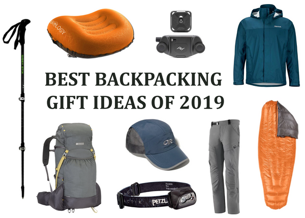 Best Backpacking Gift Ideas of 2019