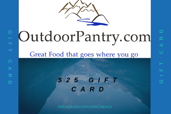 Outdoor Pantry