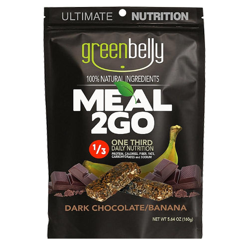 Greenbelly Meal Chocolate Banana