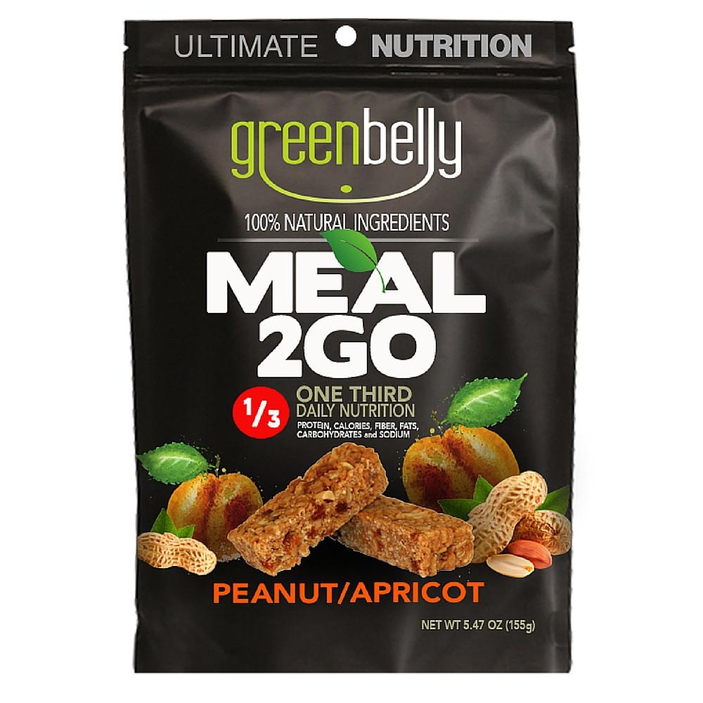 Greenbelly Meal Peanut Apricot