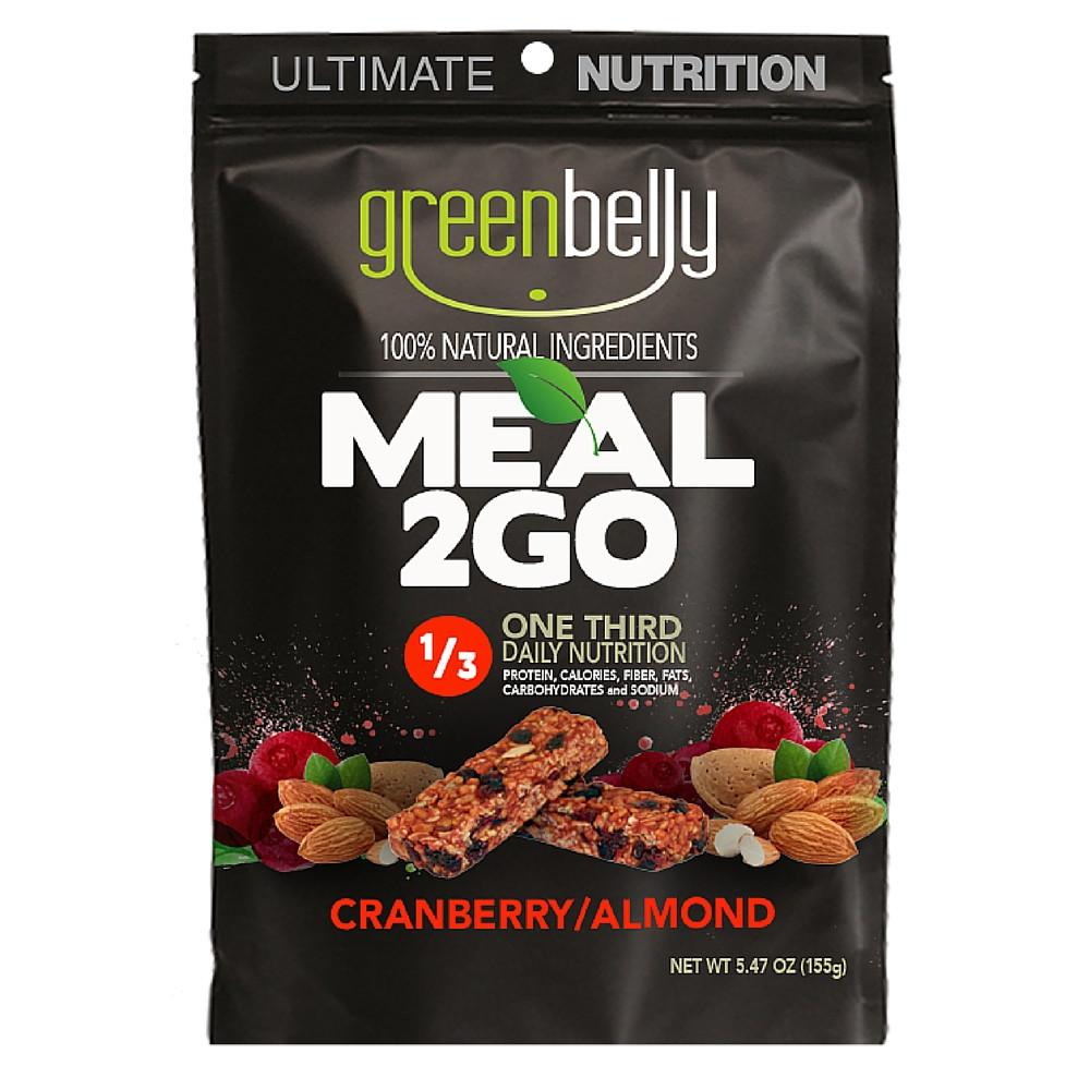 Greenbelly Meal Cranberry Almond