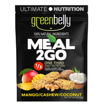 Load image into Gallery viewer, Greenbelly Meal Mango Cashew Coconut
