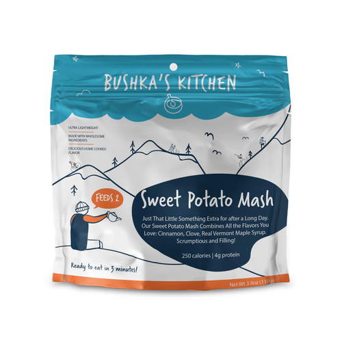 Bushka's Kitchen Sweet Potato Mash