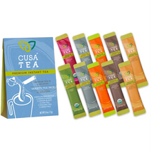 Load image into Gallery viewer, Cusa Tea Variety Pack