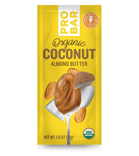 Load image into Gallery viewer, ProBar Coconut Almond Butter w/ Caffeine