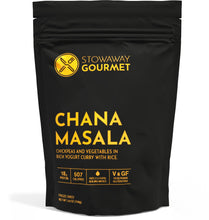 Load image into Gallery viewer, Stowaway Gourmet Chana Masala