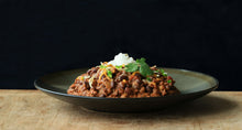 Load image into Gallery viewer, Stowaway Gourmet Bison Beer Black Bean Chili