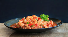 Load image into Gallery viewer, Stowaway Gourmet Jambalaya with Shrimp