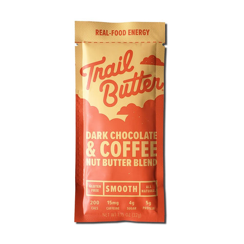 Trail Butter Dark Chocolate & Coffee Blend 1.15oz Pouch