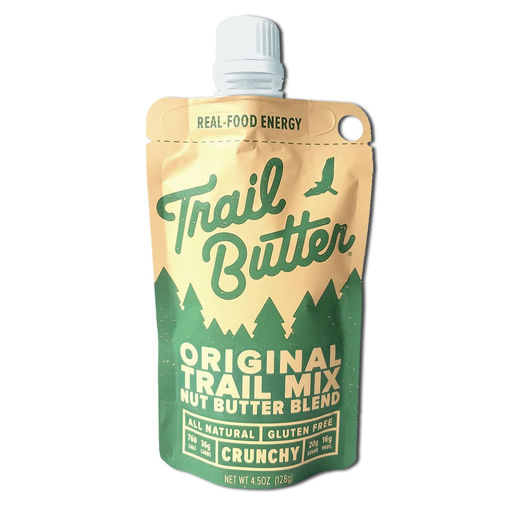 Trail Butter Original Trail Mix Blend 4.5oz Pouch
