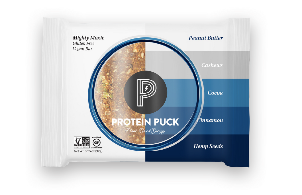 Protein Puck Mighty Moxie