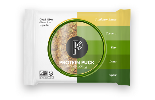 Protein Puck Good Vibes